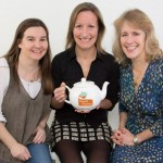 The three trainers from Teapot Training