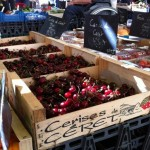 Ceret cherries